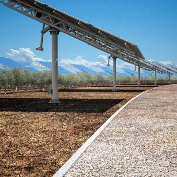 Renderingstudio Parco a concentrazione solare Sardinia Green Island 08