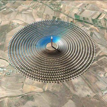 Renderingstudio Parco a concentrazione solare Sardinia Green Island 11